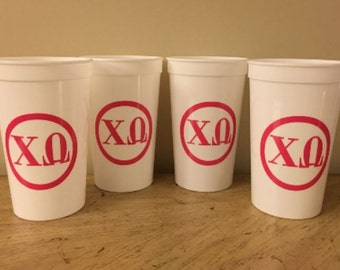 Personalized Cups, Plastic Tumblers, Bachelorette Weekend, Bridesmaids