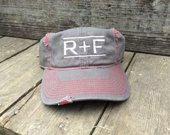 Rodan + Fields Trucker Cap, Baseball Cap, Trucker Hat, Rodan + Fields, R+F, Cap-