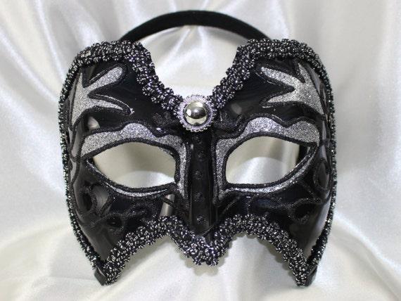 how to make a half face masquerade mask