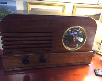 Vintage Bluetooth Radio Refurbished and updated Midland Model M6A