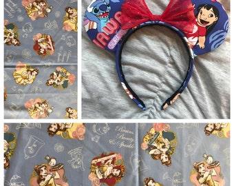 Belle Disney Mickey Ears