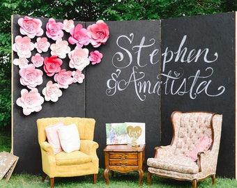 Northwest Indiana Wedding Calligrapher Hire Per Hour