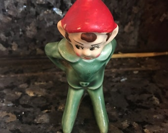 Vintage Elf Figurine