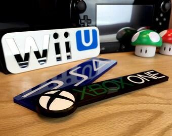 Nintendo Wii-U Display Sign