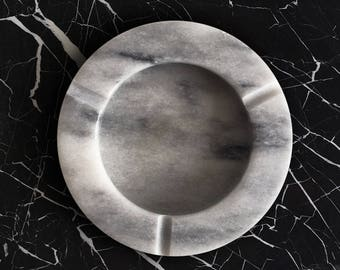 Marble Ashtray Catch-All Dish