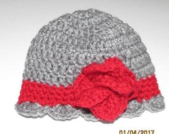 Crocheted hat for children
