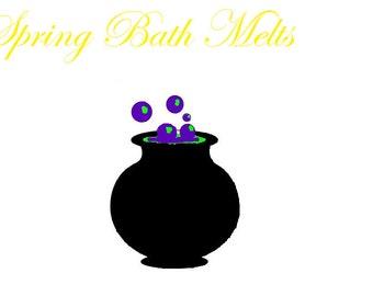 Spring Bath Melts