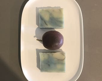 Homemade soap - Lavender & patchouli