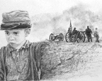 Civil War Childhood