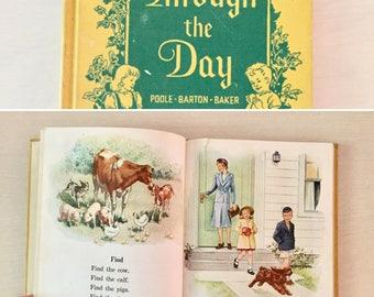Vintage children's book  - Ephemera  - 1940's