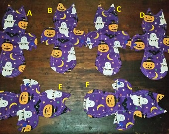 Halloween cloth pads (seconds)