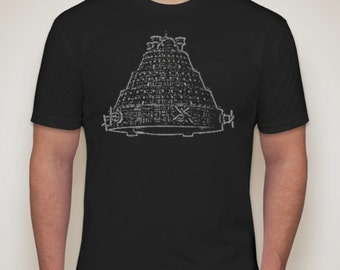 Ancient UFO Vimana T-Shirt