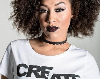 Women's CREATE t-shirt