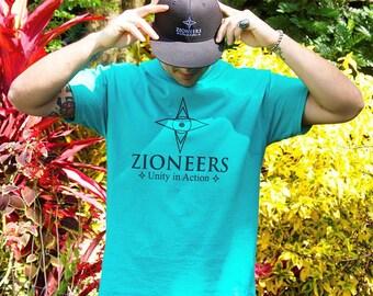 Zioneers' T-Shirt Classic Logo