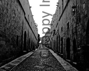 Old Rhodes Town 3