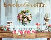 Bachelorette banner, bach...