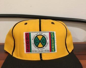 Cross Colours Snapback Hat