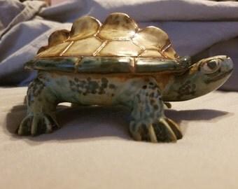 Turtle Jewelry Dish