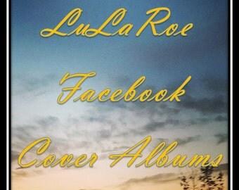 Sunrise LuLaRoe Facebook Album Covers