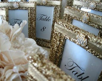 Frames, Weddings, Decorations, Table Number Frames, Table Numbers, Table Names, Great Gatsby Wedding, Wedding Frames, Fall Wed, Gold Wedding