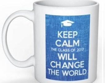 Graduation Gift  Class of 2018- Coffee Mug