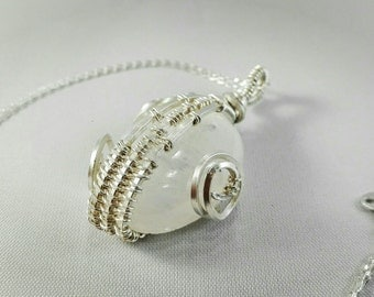 Sterling silver Moonstone
