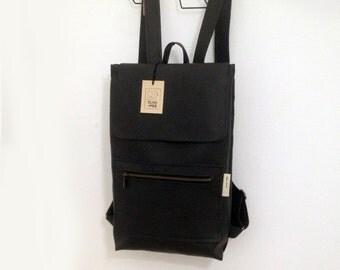 Schu-mee Bag | Women Bag | Backpack | Black Bag | Laptop Bag