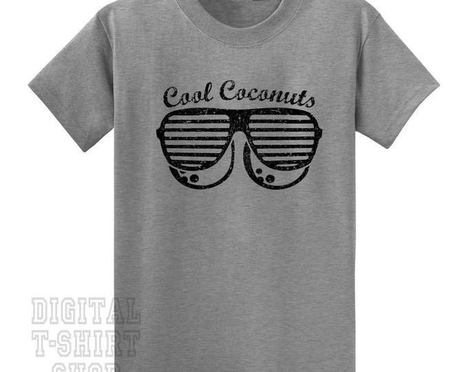 Cool Coconuts T-Shirt - Summer Tee