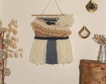 Wall weaving BlueNote