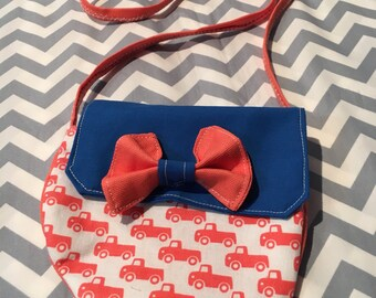 Little bag for kids / Messenger