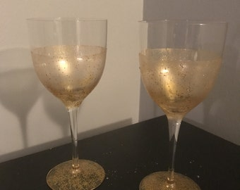Gold Ombre Pair