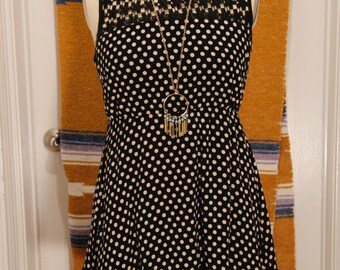 Cute Retro Polka Dot DRESS!