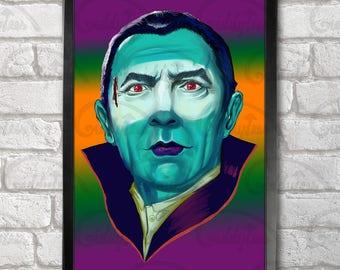Bela Lugosi Poster Print A3+ 13 x 19 in - 33 x 48 cm  Buy 2 get 1 FREE