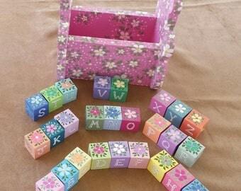 Heirloom Baby Block Set