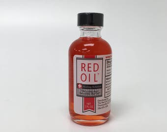 SoFasCo Red Oil 2oz Bottle FREE Shipping!
