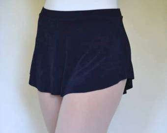 The Navy Blue Ballet Skirt *Limited Edition*