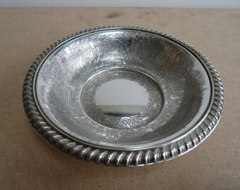 Vintage Silver dish
