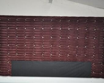 uphostered headboard beding