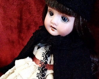 SOLD INHOUSE | Antique Theodor Recknagel Doll Mignonette ~ German