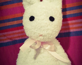 Little Bunny the small doudou rabbit for kids (and adults)