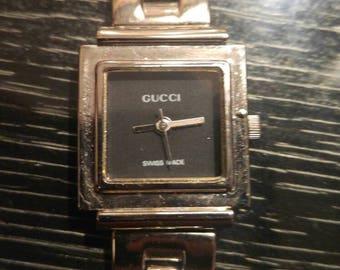 VINTAGE 1970s Working 'Imitation' Gucci Watch