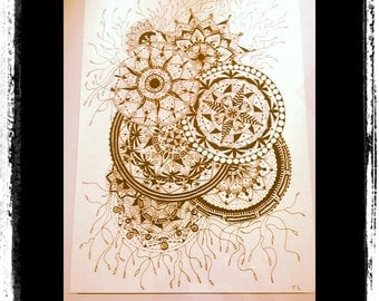 Mandala original creation