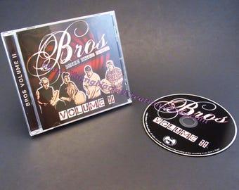 CD : Bros Round Dance, Native American Music