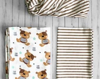 CUSTOMIZE Toddler Bedding Set, Crib Bedding Set, Nursery Bedding, Toddler Sheet, Crib Sheet, Pillowcase, Cover Case, Cover Duvet