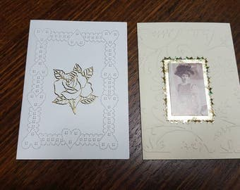Handmade cards for all occasions, special individual gifts for two lovely ladies in your life!!