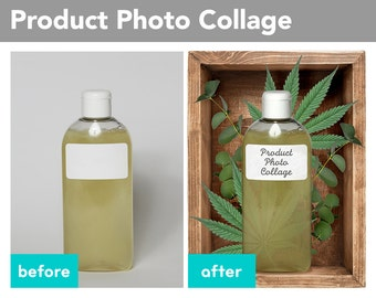 Product Photography Photo Editing / Photo Collage