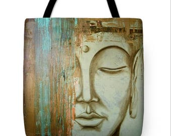 At Peace Tote Bag