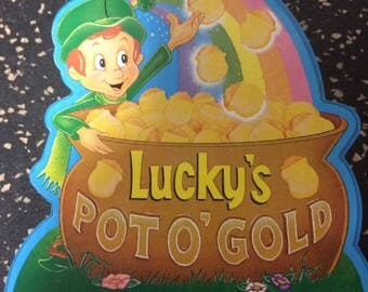 Lucky Charms Cereal Lucky Penny Bank by General Mills