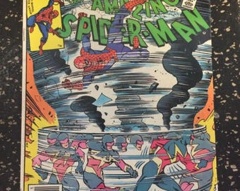 Amazing Spider-Man # 222 Comic by Marvel Comics