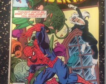 Amazing Spider-Man # 204 Comic by Marvel Comics